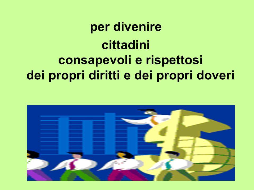 Antonella Mancaniello per divenire cittadini consapevoli e rispettosi dei propri diritti e dei propri doveri