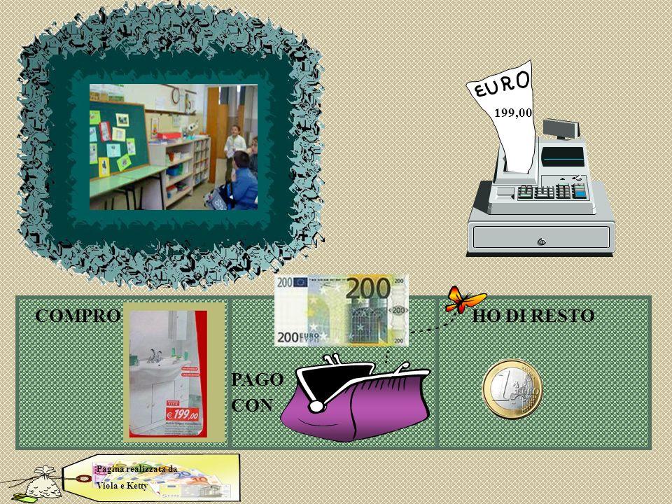 Viola Ketty COMPROHO DI RESTO PAGO CON Pagina realizzata da Viola e Ketty 199,00