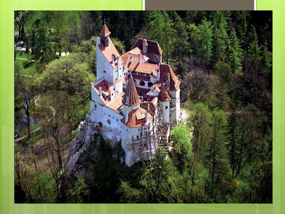 La prima menzione di un luogo fortificato sul sito ove sorge oggi il castello di Bran risale ai primordi del XIII secolo.