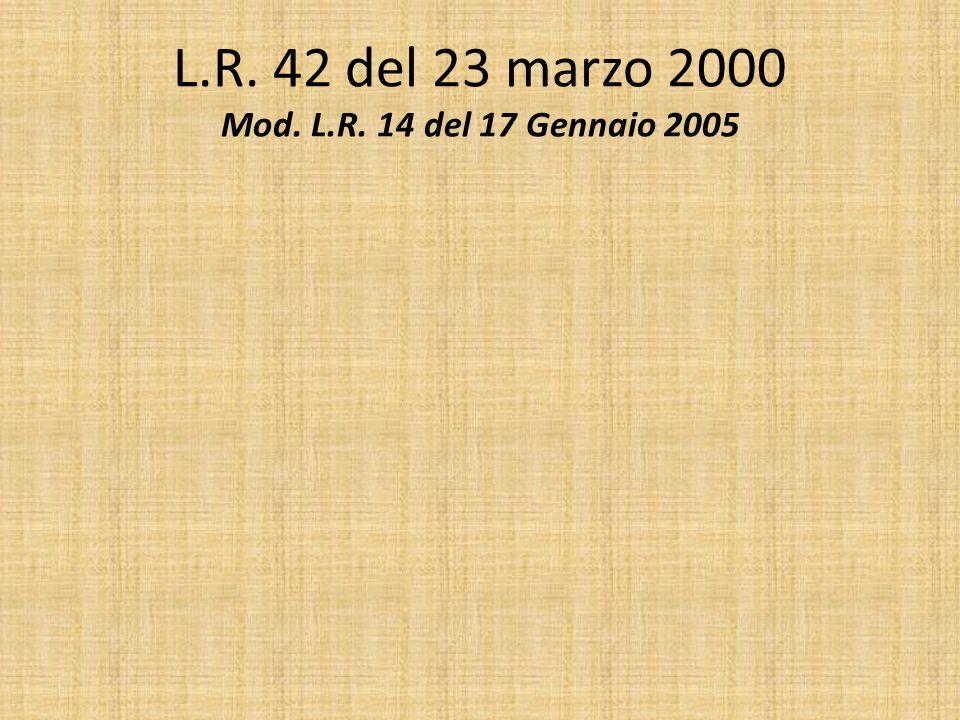 Art.119 REQUISITI E OBBLIGHI PER L ESERCIZIO DELL ATTIVITÀ 1.