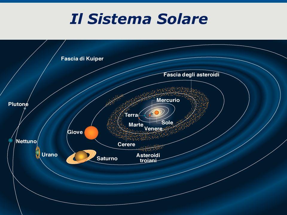 F. Fantini, S. Monesi, S. Piazzini - la Terra età 4,5 miliardi di anni - © Italo Bovolenta editore 2010 1 Il Sistema Solare