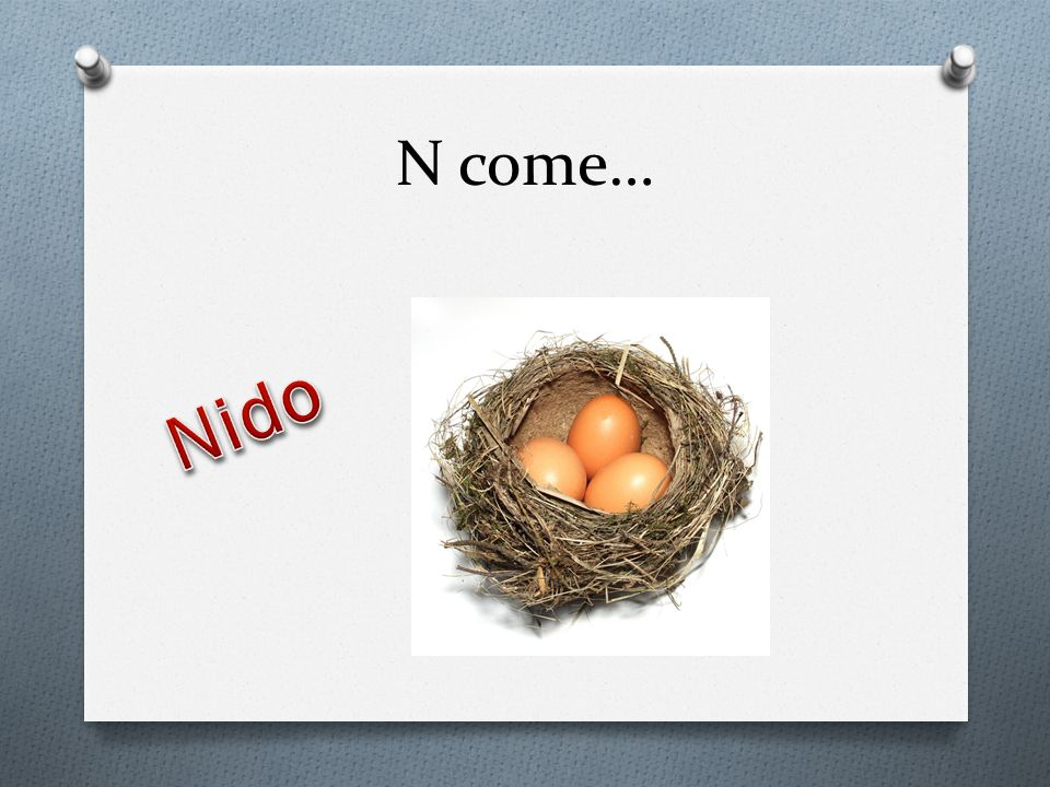 N come…