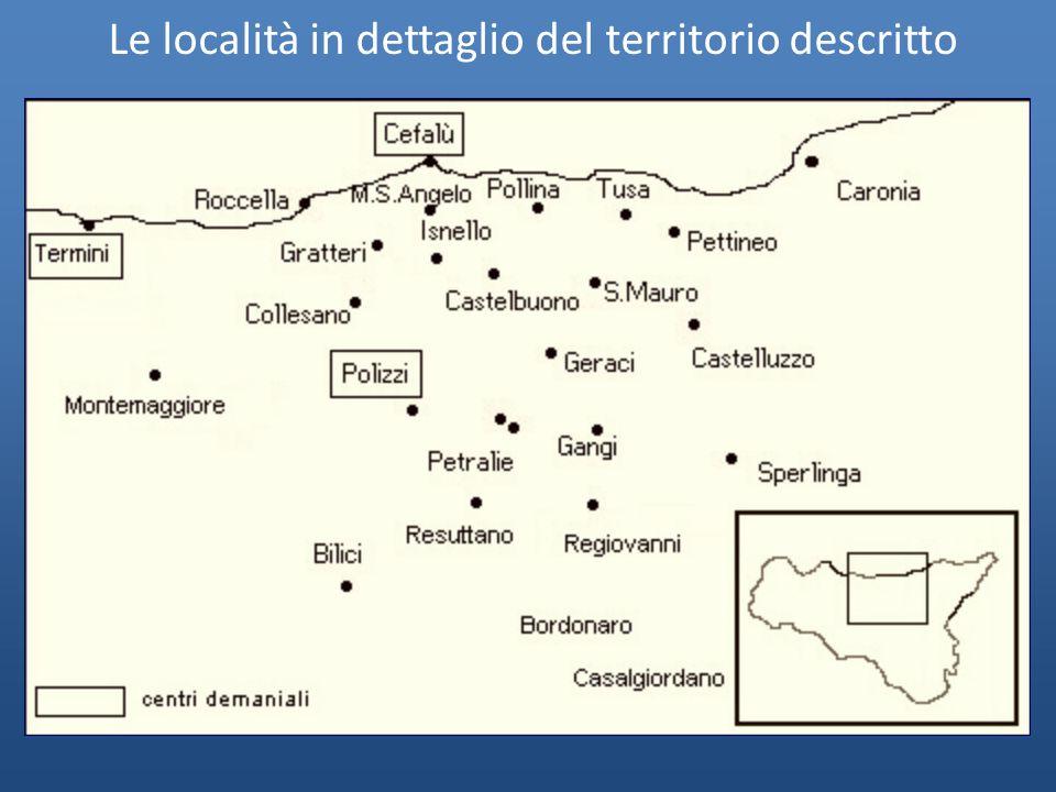 http://maps.google.it/ Le Madonie Gruppo montuoso dell Appennino siculo che costituisce un settore della catena settentrionale della Sicilia, catterizzato dalla presenza di 14 vette con unaltezza che varia dai 1500 ai 2000 m.