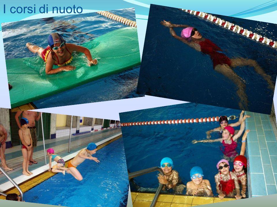 I corsi di nuoto