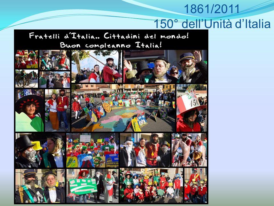 1861/2011 150° dellUnità dItalia
