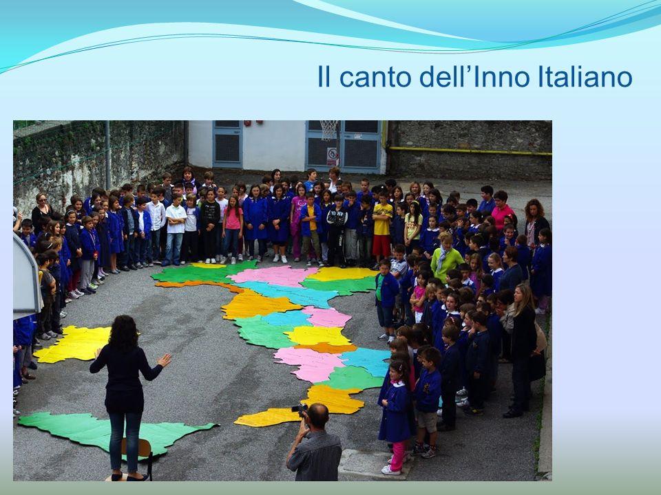 Il canto dellInno Italiano