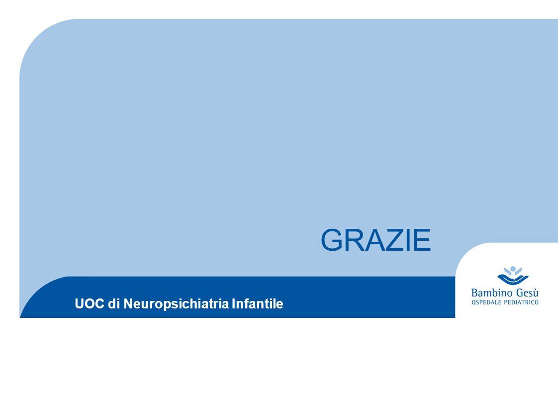 UOC di Neuropsichiatria Infantile GRAZIE