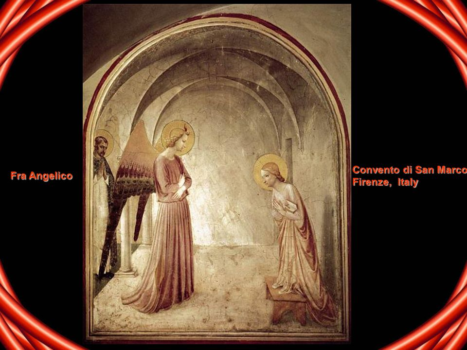 Fra Angelico Convento di San Marco Firenze, Italy