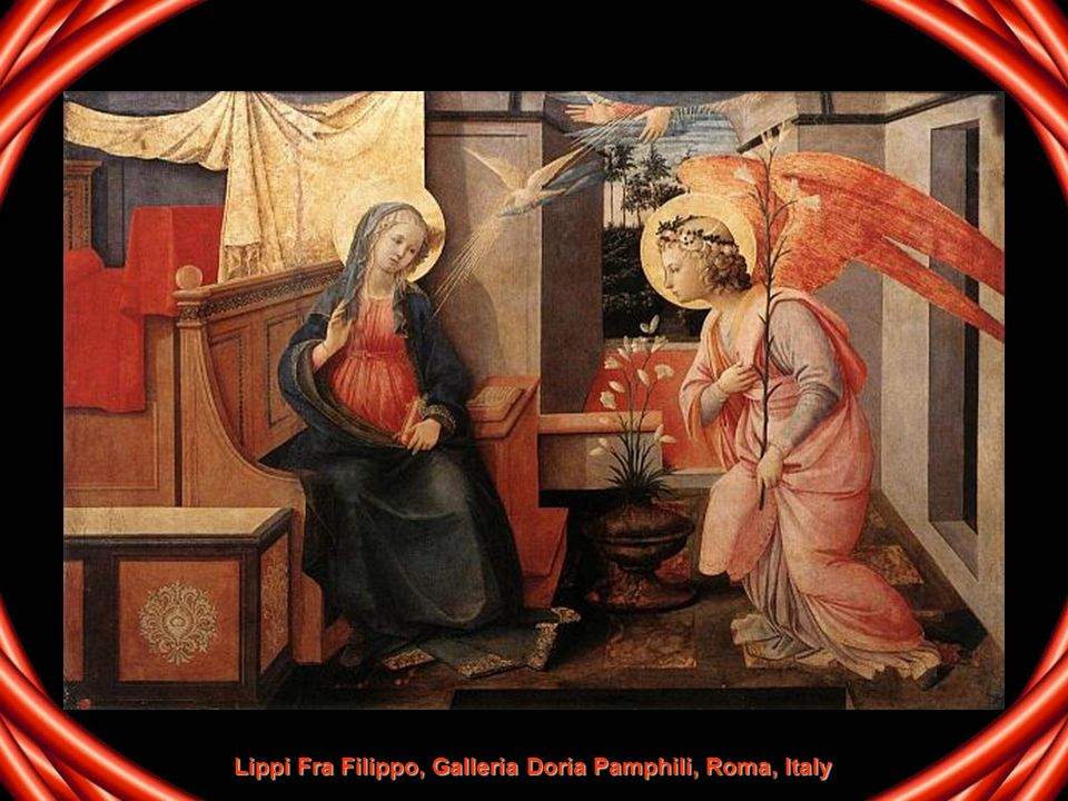 Lippi Fra Filippo, Galleria Doria Pamphili, Roma, Italy