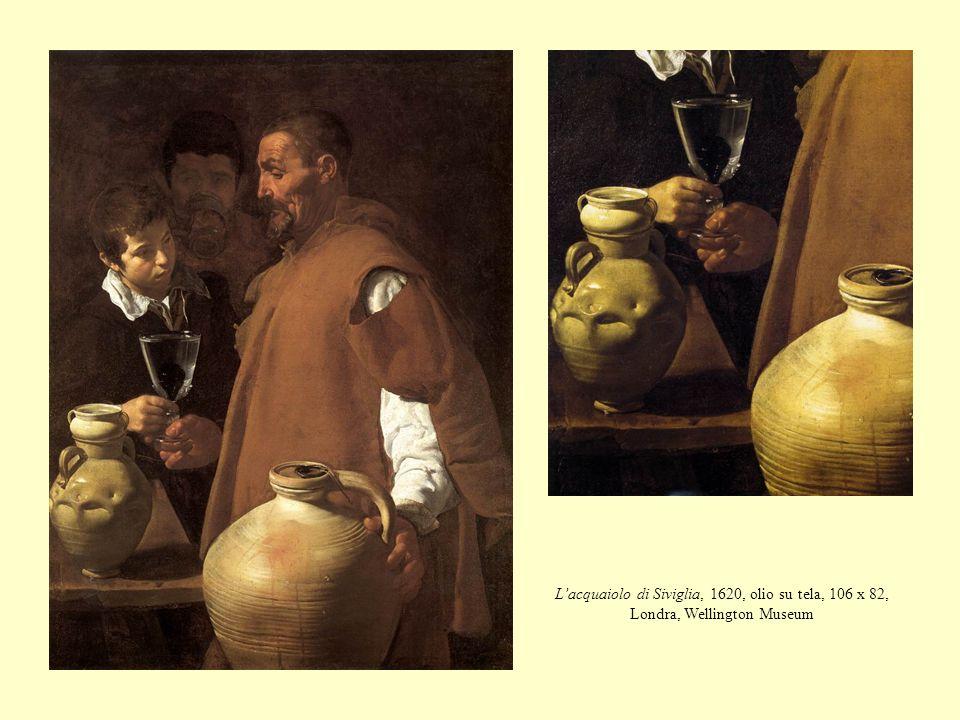 Lacquaiolo di Siviglia, 1620, olio su tela, 106 x 82, Londra, Wellington Museum