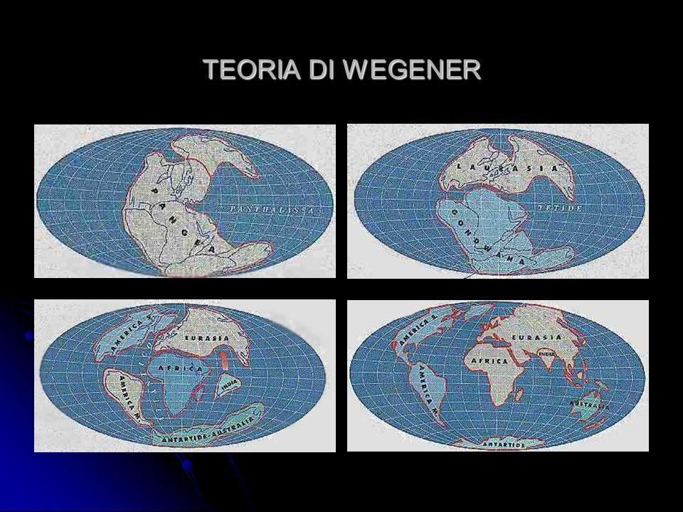 TEORIA DI WEGENER