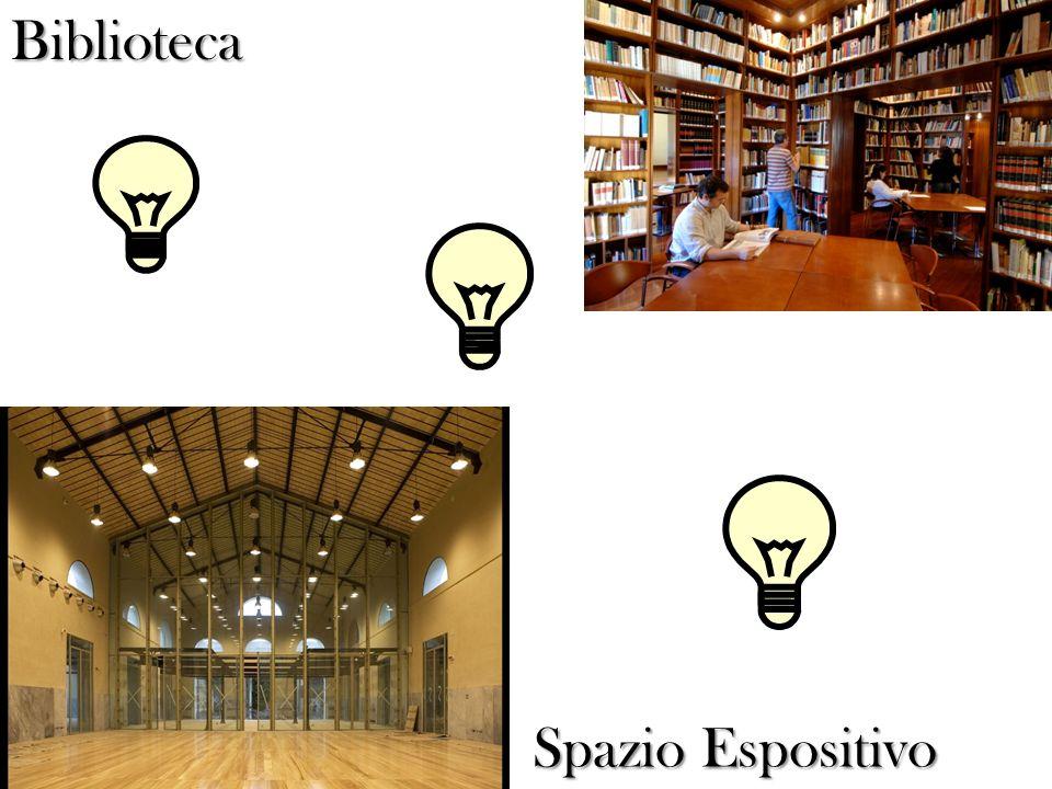 Spazio Espositivo Biblioteca