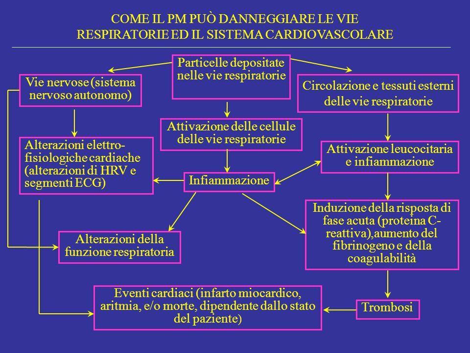Istituto Nazionale per lo Studio e la Cura dei Tumori,Milano Tumore del Polmone in Lombardia: Popolazione maschile