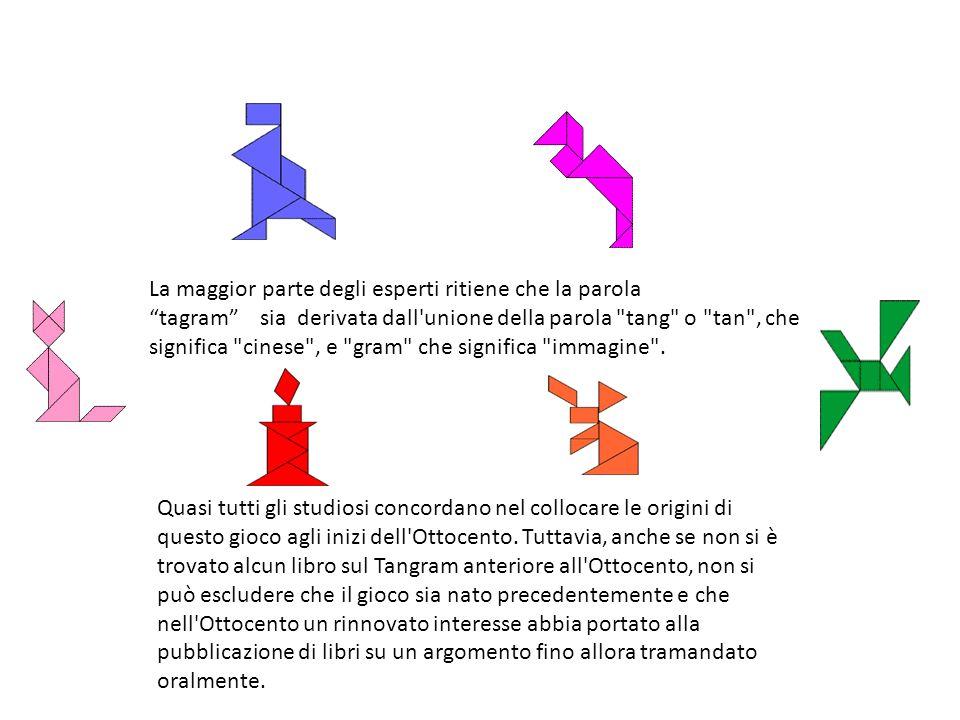 La maggior parte degli esperti ritiene che la parola tagram sia derivata dall'unione della parola