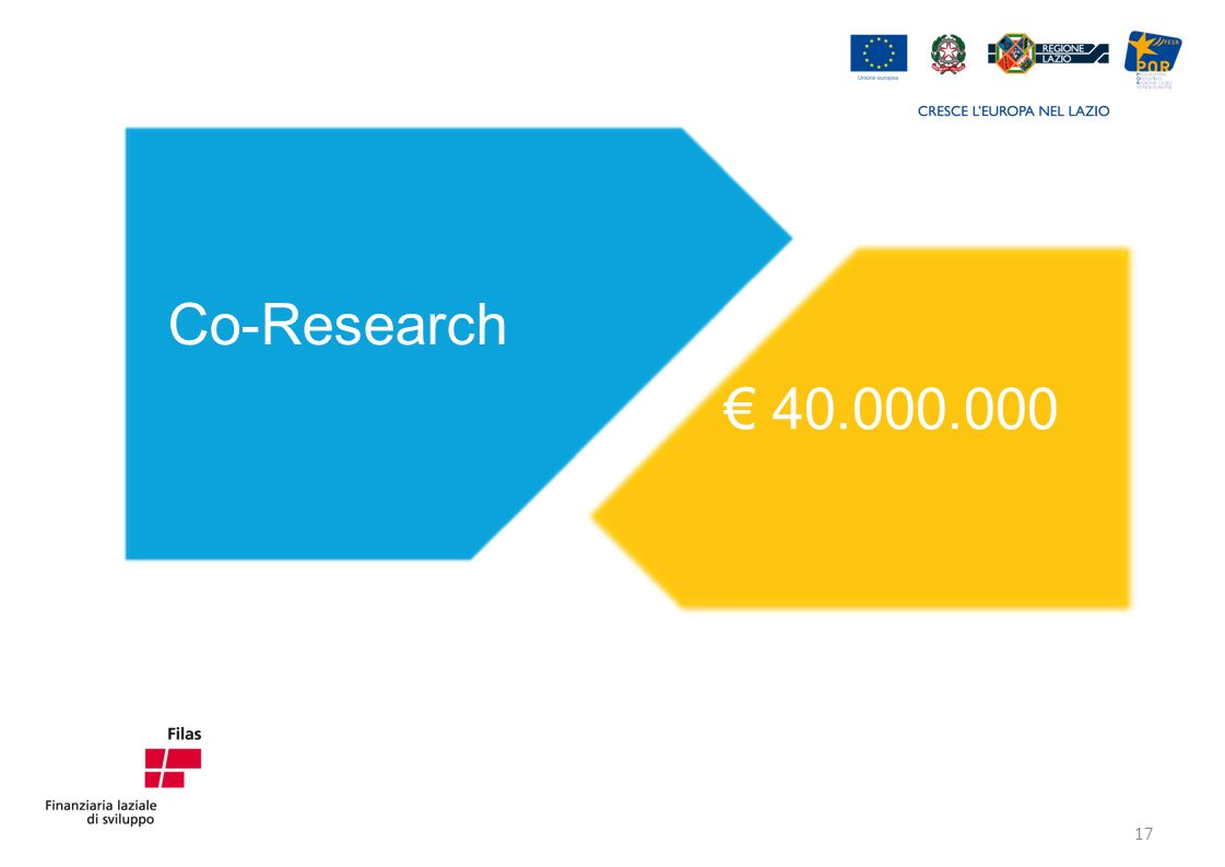 17 Co-Research 40.000.000