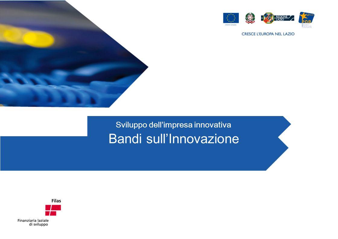 TITOLO SLIDE 1 82 milioni 4.000.000 8.000.000 30.000.000 40.000.000 Voucher Spin-Off/Start-up Microinnovazione Co-research Intero territorio della Regione Lazio Localizzazione