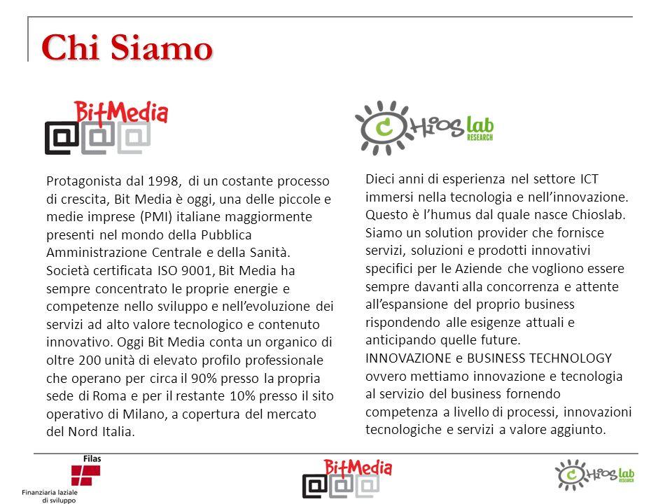Chi Siamo Protagonista dal 1998, di un costante processo di crescita, Bit Media è oggi, una delle piccole e medie imprese (PMI) italiane maggiormente