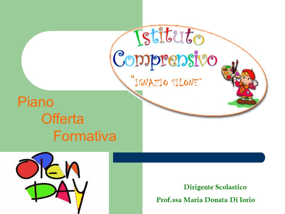 Patto scuola famiglia Il Patto scuola-famiglia è la dichiarazione, esplicita e partecipata, delloperato della scuola.