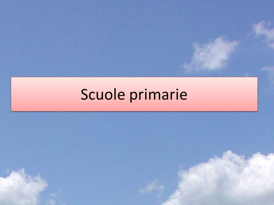 Scuole primarie