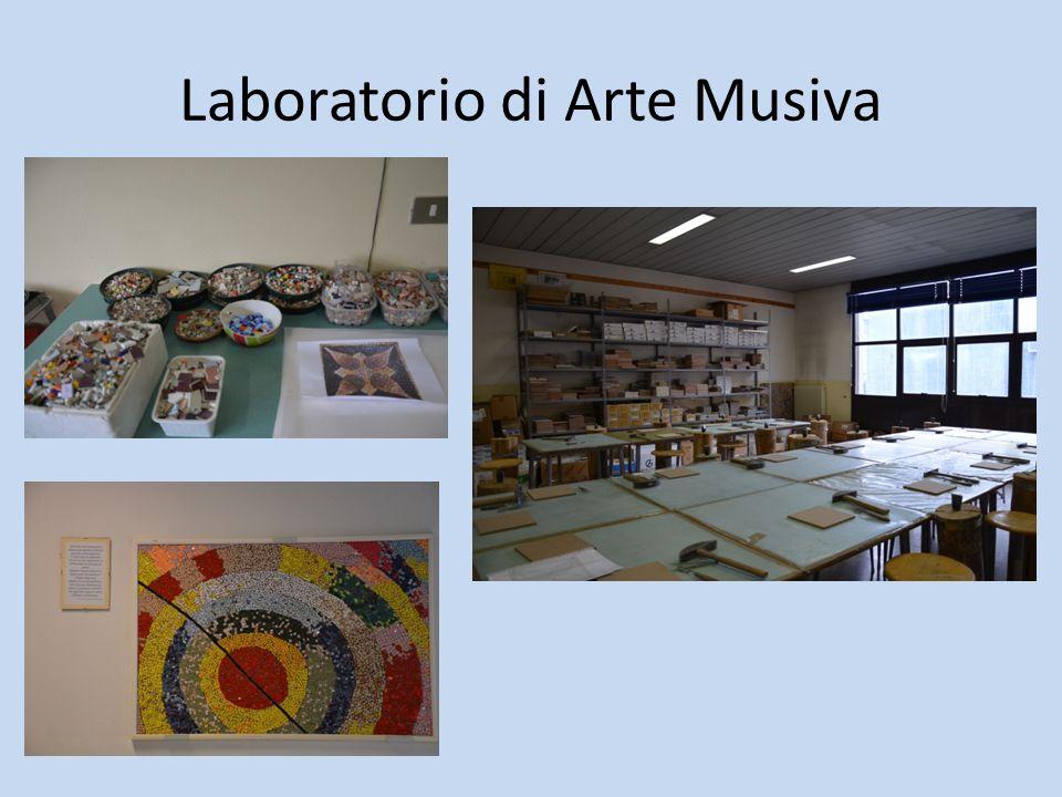 Laboratorio di Arte Musiva