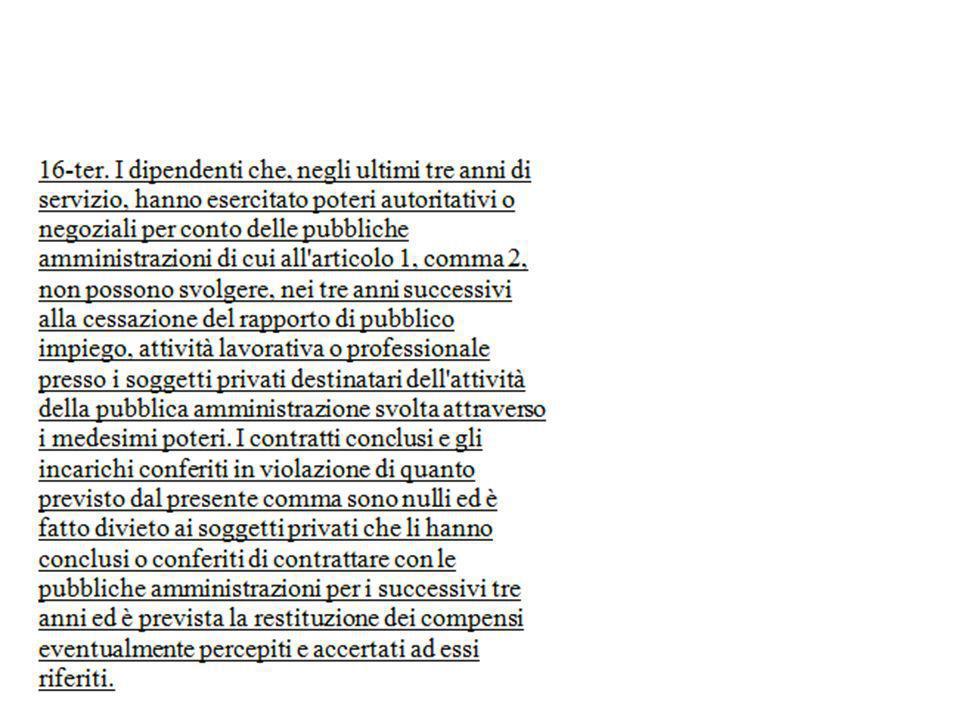 NormaFattispecieResponsabilitàVigenzanote Art.11, c.