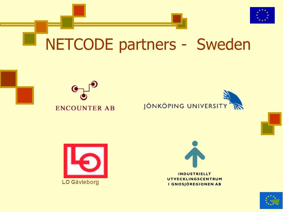 NETCODE partners - Spain
