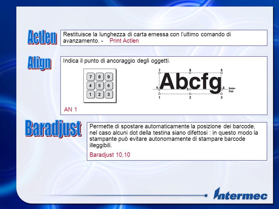 Fingerprint e un linguaggio di programmazione derivato dal Basic ANSI, con laggiunta di alcuni comandi specifici per la creazione e la stampa dei codi