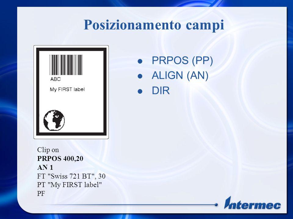 PRLINE (PL) PRBOX (PX) Creazione linee e cornici PP 10, 20 PRBOX 430,540,10 PP 10,0 PRLINE 540,10 PF