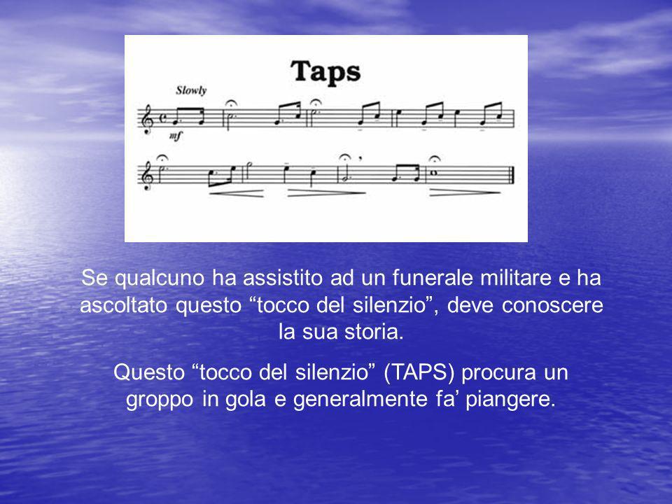 TAPS (una leggenda americana)