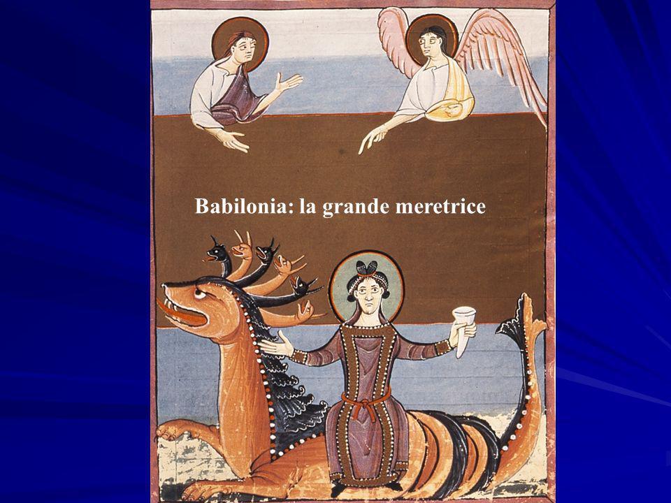 Babilonia: la grande meretrice
