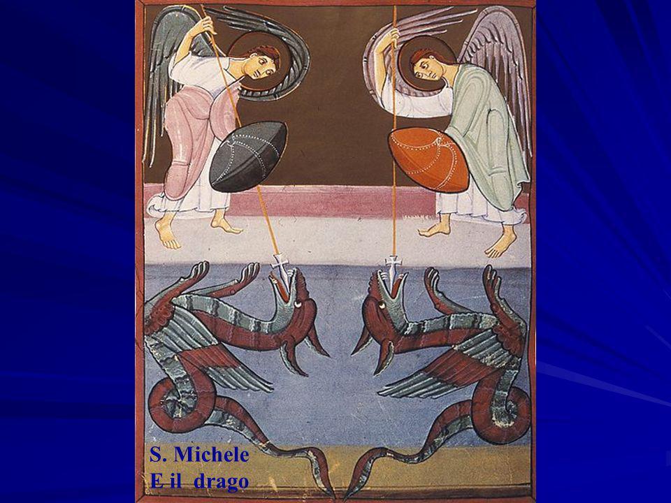 Il demoniaco Il drago, il serpente antico Il diavolo, il demonio, il satana, Colui che seduce tutta la terra abitata fu precipitato sulla terra e con lui tutti i suoi angeli