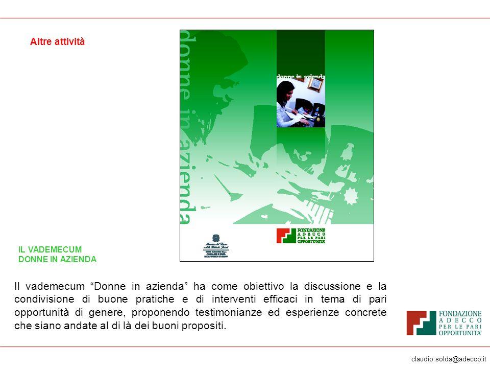 claudio.solda@adecco.it CONVEGNI