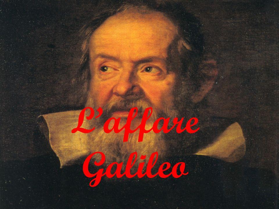 Laffare Galileo
