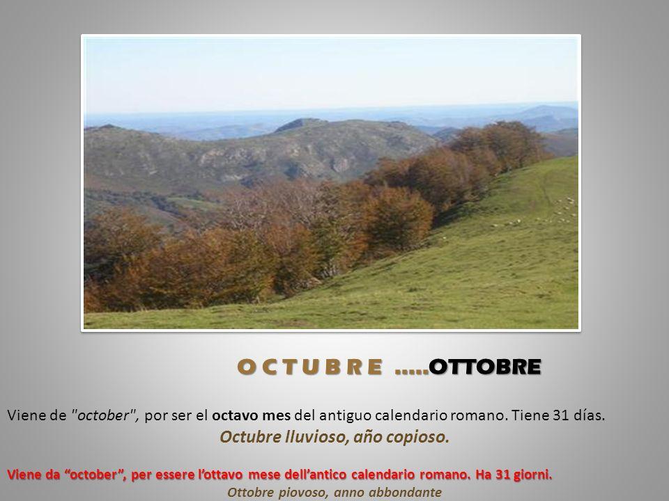 Deriva del latín september , por ser el séptimo mes del antiguo calendario romano que empezaba en marzo.