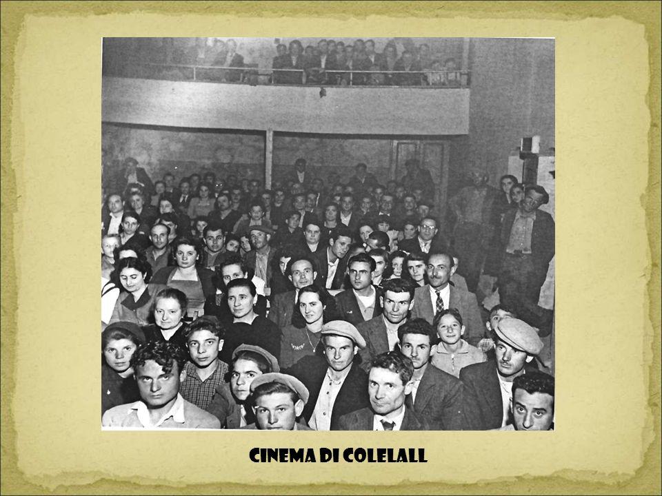 CINEMA DI COLELALL