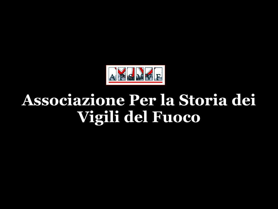 Associazione Per la Storia dei Vigili del Fuoco