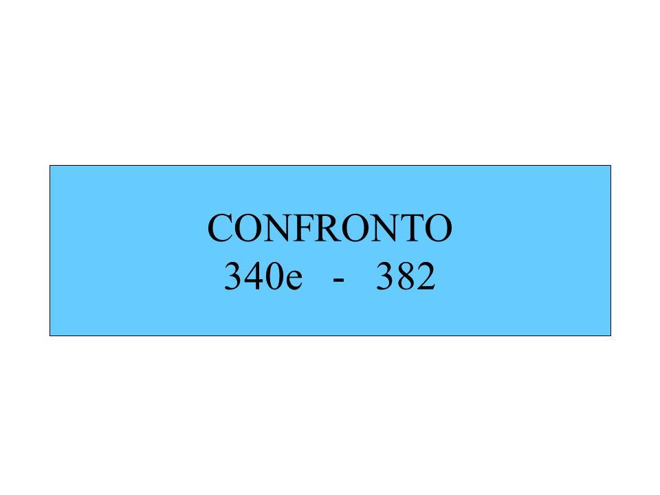 CONFRONTO 340e - 382