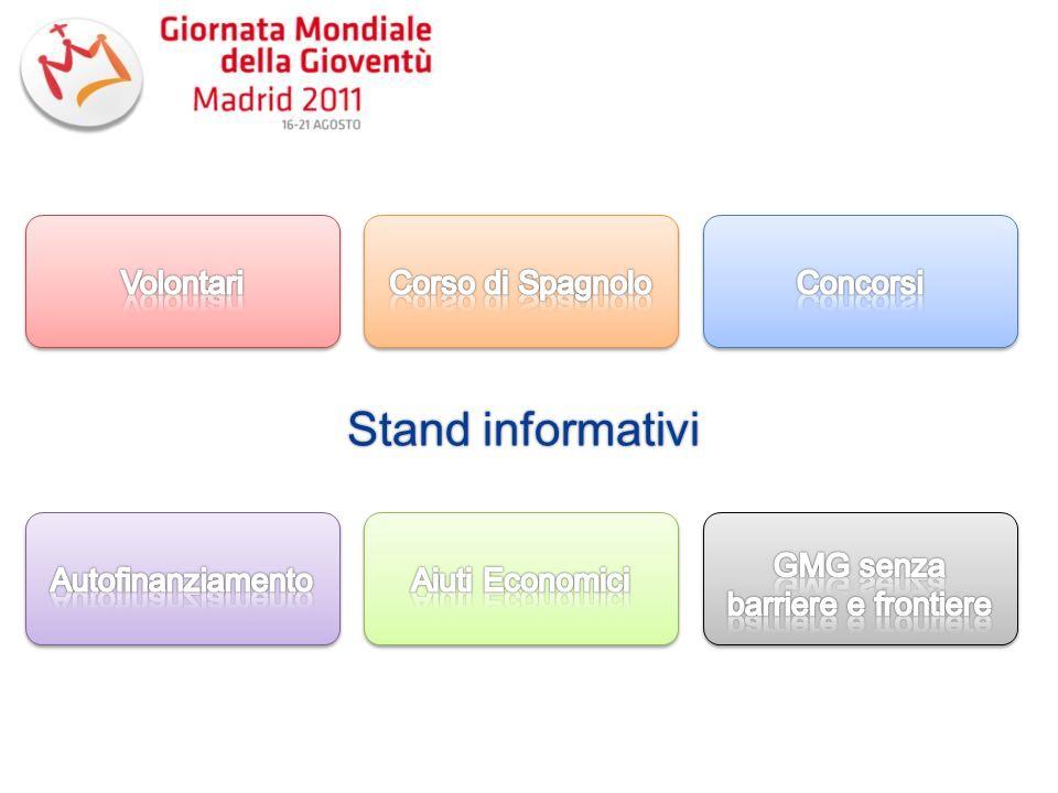 Stand informativi