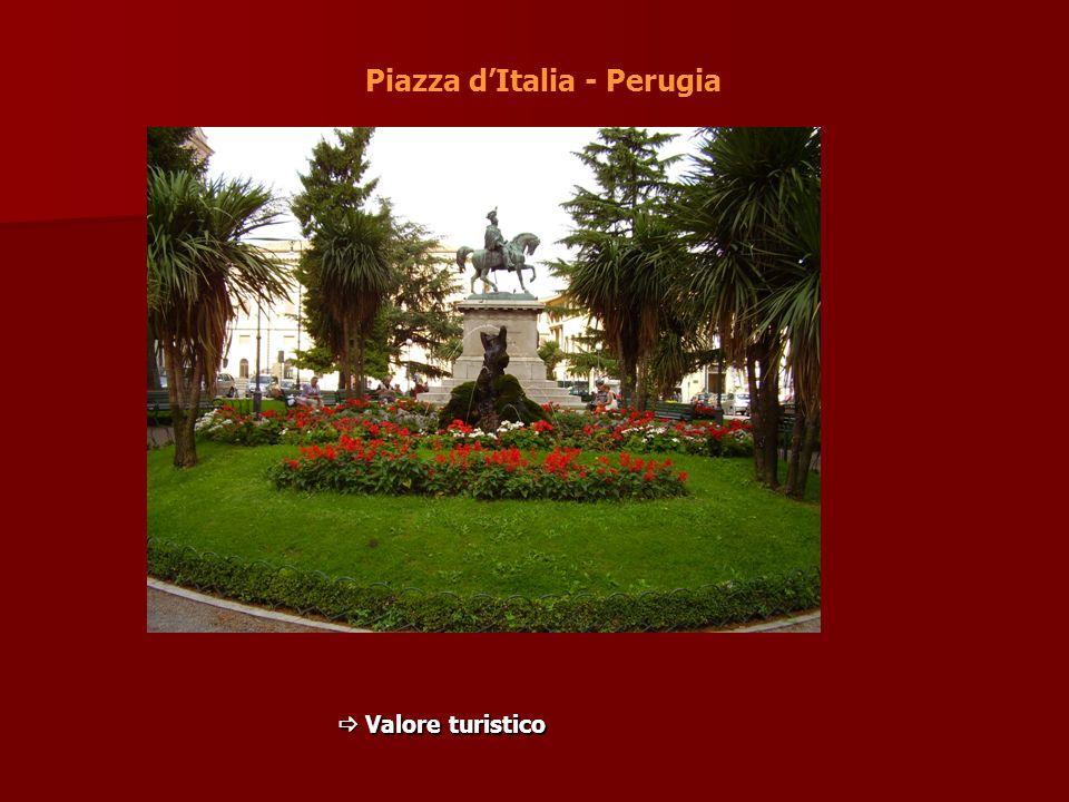 Piazza dItalia - Perugia