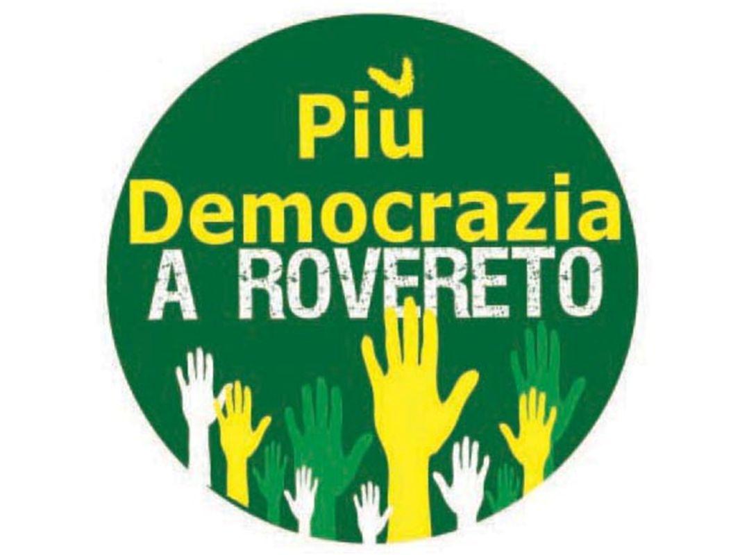 Rovereto 20 Settembre 2009 Il Cittadino Partecipa