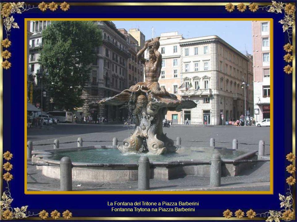 Fontana delle Naiadi: Fontanna Naiadi: Particolari Szczegóły