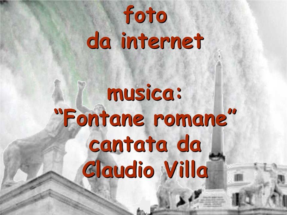 Vigi presenta Le fontane di Roma Fontanny Rzymu Vigi presenta Le fontane di Roma Fontanny Rzymu