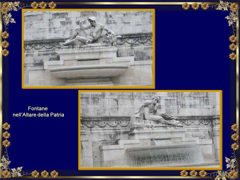 Fontana dei Dioscuri - Quirinale