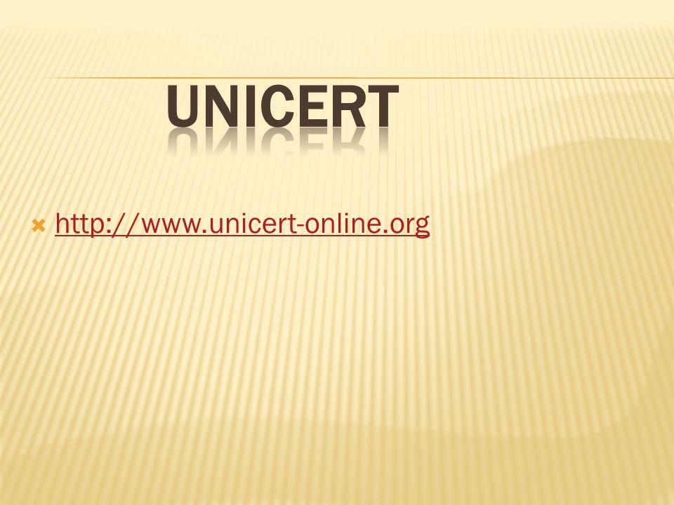 http://www.unicert-online.org
