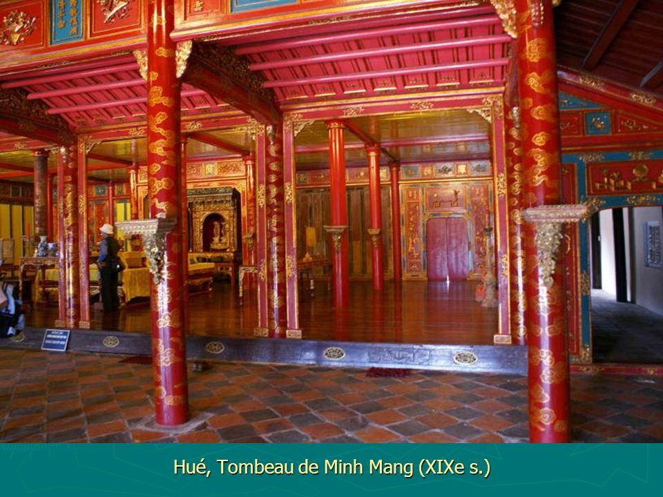 Hoi An, maison de la congrégation Phung Kien (XVIIe s.)