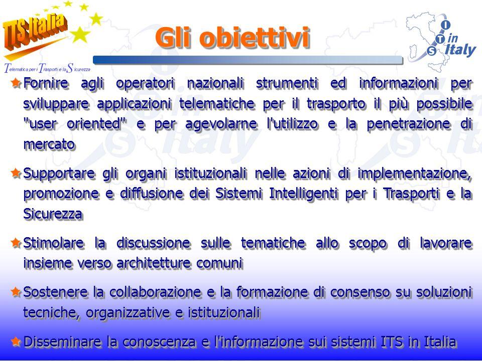 Gli Associati - 1 Ministero delle Infrastrutture e Trasporti Soci Ordinari