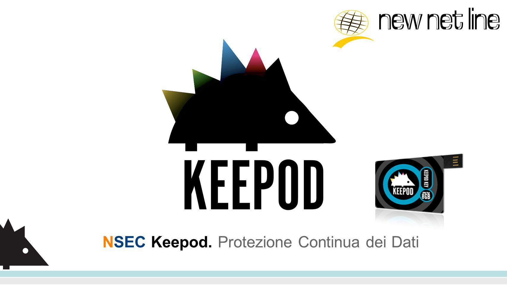 Keepod Key Keepod I tuoi file sullUSB più sottile del mondo.