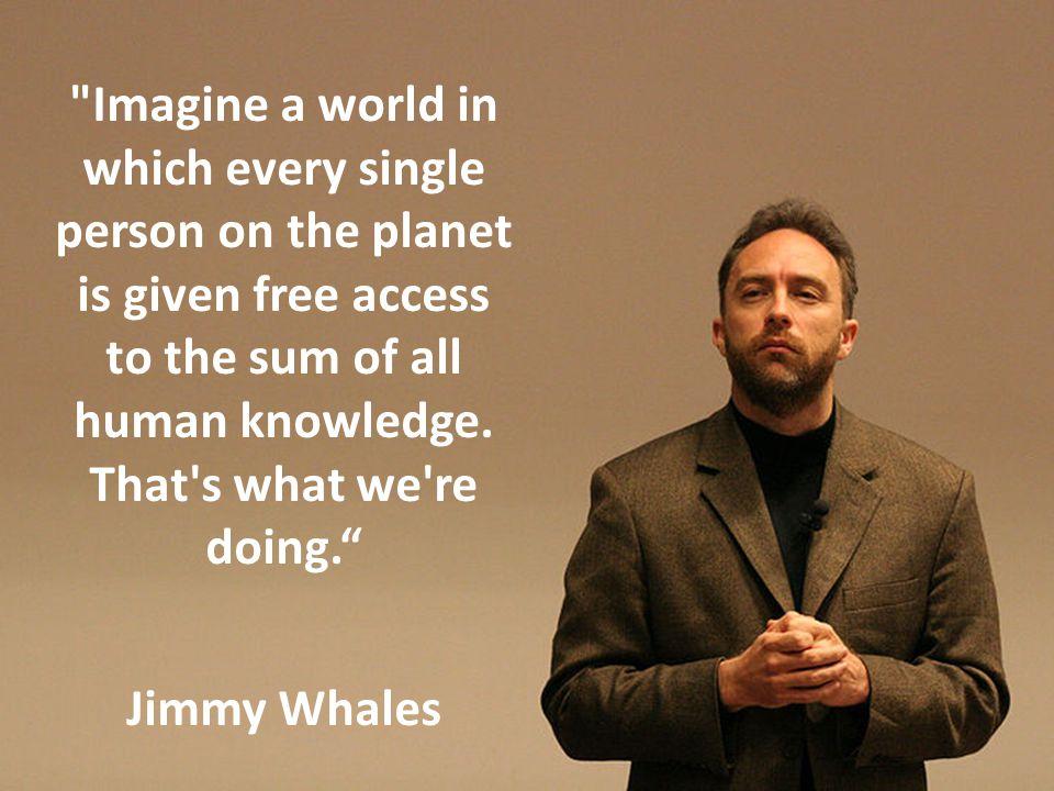 I fondatori di Wikipedia Jimmy Wales– co-fondatore di Wikipedia Fonte: Wikimedia CommonsWikimedia Commons Larry Sanger – co-fondatore di Wikipedia Fonte: Wikimedia CommonsWikimedia Commons