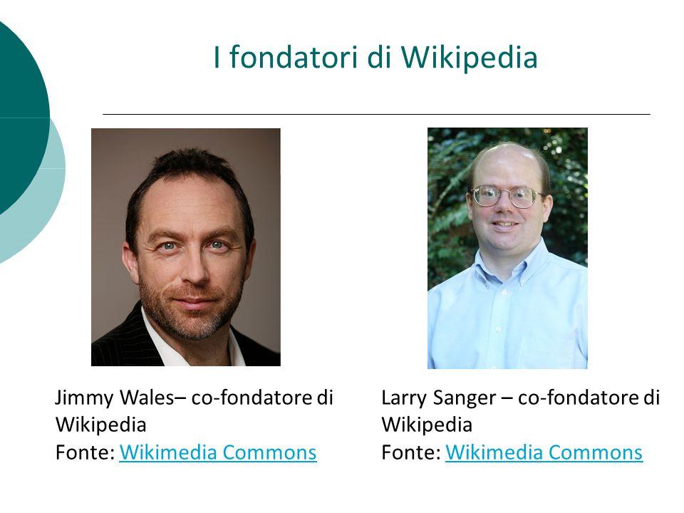 Che cosè Wikipedia: 1.