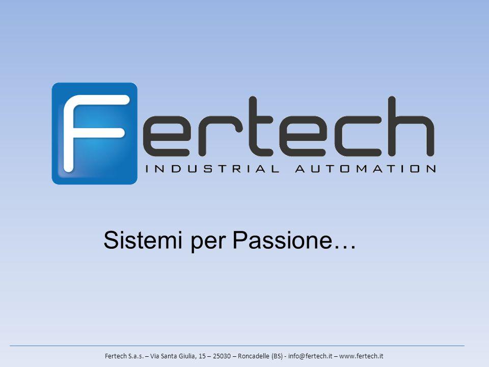 Fertech S.a.s.